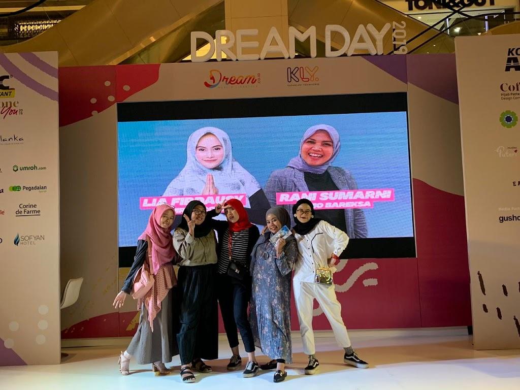 Talkshow Seru Seputar Perawatan Kulit Bersama Corine de Farme di Dream Day 2019